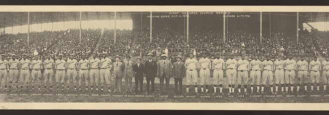 A Long-Overdue 'Tip of the Cap' to baseball's Black pioneers