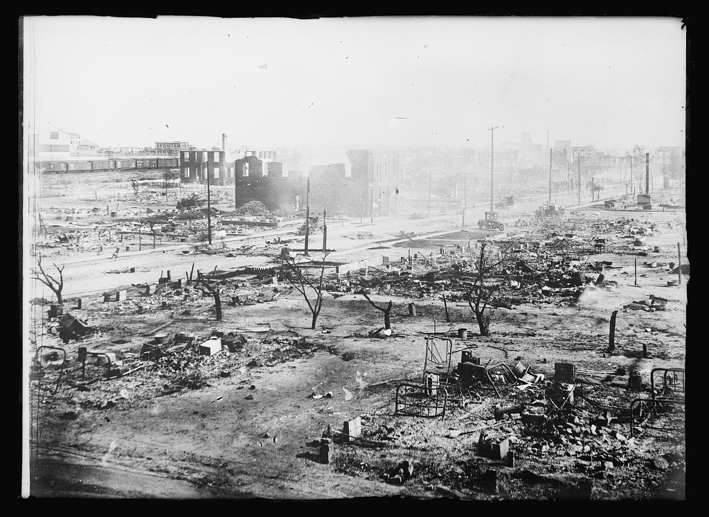 100 years after the Tulsa Race Massacre, lessons from my grandfather