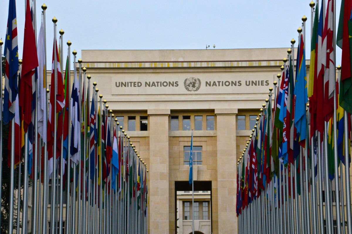 African nations seek scrutiny of US, others over racism
