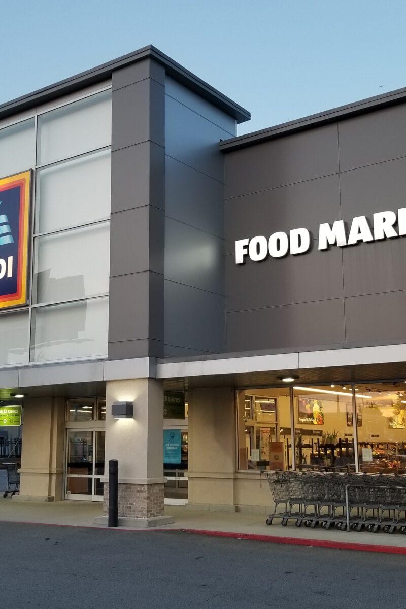 Black customer ejected from supermarket after slur complaint