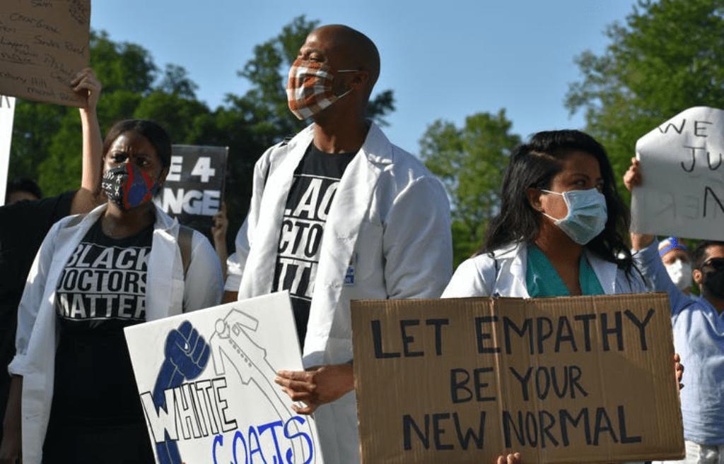 Declaring racism a public health crisis